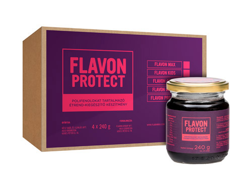 Flavon Protect (4 jars)