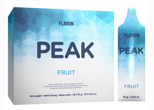 Flavon Peak Fruit (60 sachets)