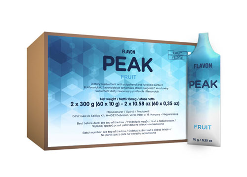 Flavon Peak Fruit Refill