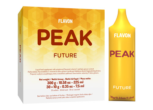 Flavon Peak Future (60 dávok)