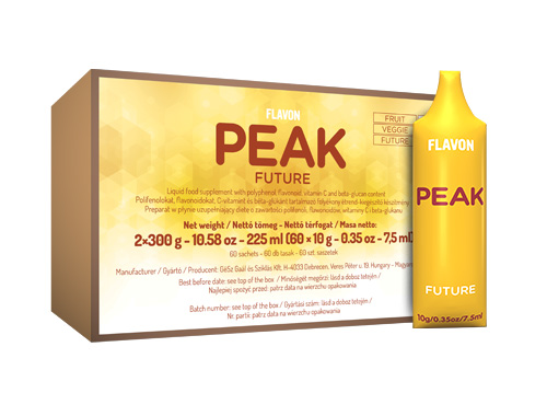 Flavon Peak Future Refill (60 dávok)